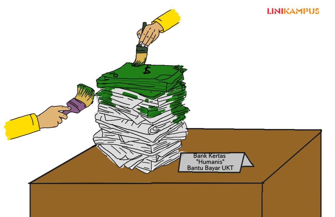 Penugasan Sampah Kertas