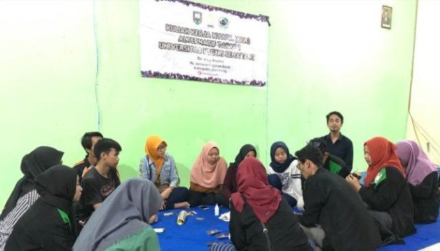pelatihan dengan pemuda desa