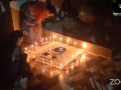 Cuplikan Perayaan Earth Hour